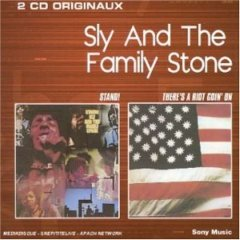 "Sly & The Family Stone Stand / There's A Riot Goin' On (2 CD) ""Sly And The Family Stone"" инфо 11921d."