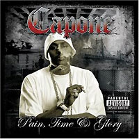 Capone Pain, Time & Glory In Da Streetz Исполнитель Capone артикул 455a.